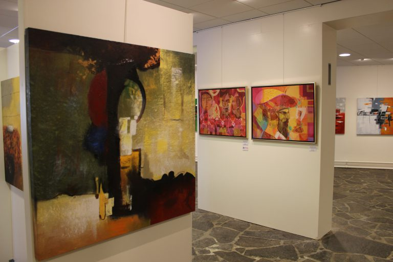 Galerie-foto-muur